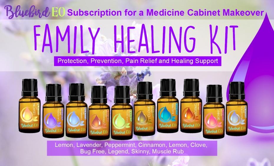 family healing kit